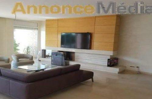 Bouskoura FRONT GOLF CGI : Villa jumelée 690 m2 à vendre