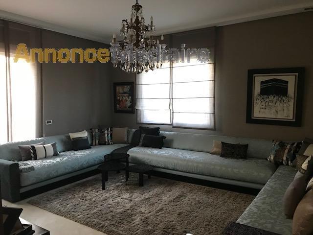Casablanca : Villa 680 m2 à vendre – Annoncemediaire