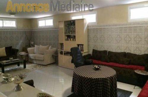 Casablanca : Villa 673 m2 à vendre