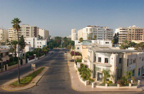 Casablanca : Appartement de 100 m2 à Louer