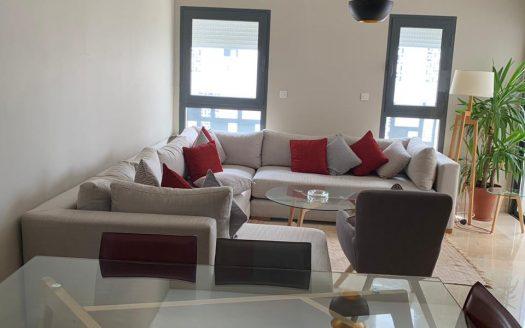 Casablanca : Appartement de 87 m2 à Louer