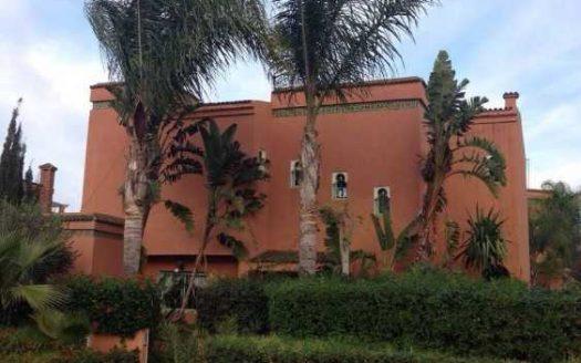 Villa 577 M2 meublée GOLF BENSLIMANE