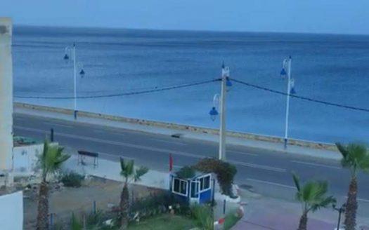 DUPLEX de 338m2 front mer à Azla BEACH TETOUAN